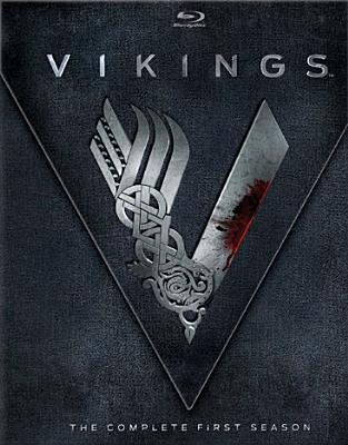 VIKINGS SEASON 1 BY FIMMEL,TRAVIS (Blu-Ray)